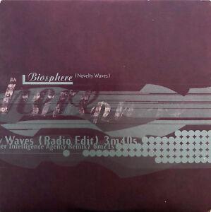 Biosphere-CD-Single-Novelty-Waves-France-VG-EX