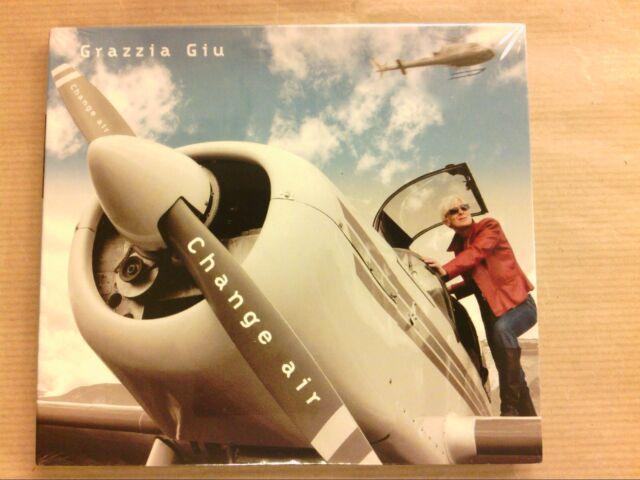 CD / GRAZZIA GIU / CHANGE AIR / NEUF SOUS CELLO