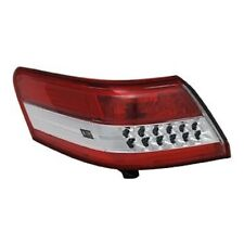 TYC NSF Certified Left Outer Side Tail Light Lamp for Toyota Camry 2010-2011
