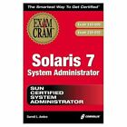 Solaris 7 System Administrator Exam Cram by Darrell Ambro (Mixed media product, 2000)