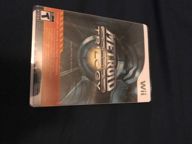 Metroid Prime Trilogy (Nintendo Wii, 2013)