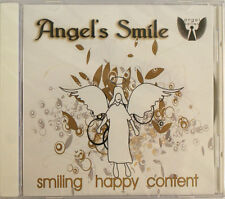 Angel's Smile CD Smiling, Happy, Content