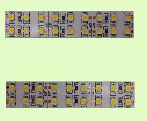 75X16mm, 18 smd led, 2 Reihen 2X Warmweiß LED Hausbeleuchtung E274