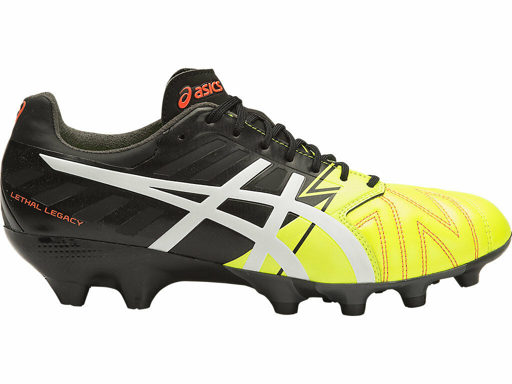 [bargain] Asics Lethal Legacy IT Mens Footbtutti stivali (0701)