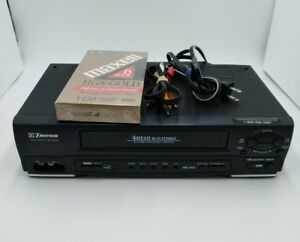 emerson vcr hook up