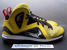 Nike LeBron IX 9 P.S.Elite Taxi sz 10