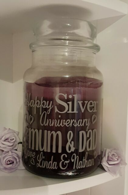 Happy Mother/'s Day Personalised Sticker Label for Candle Jar Mum//Mam//Nan//Gran
