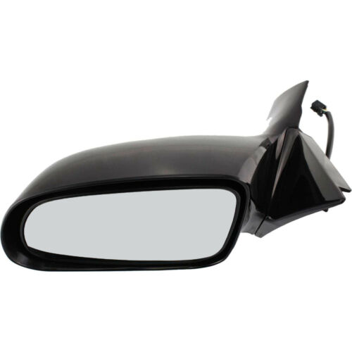 New GM1320279 Driver Side Power Door Mirror for Pontiac Grand Prix 2004-2008