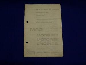 Raritaet-Ersatzteilliste-MAG-1023-SRL-Standart