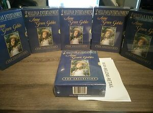 Anne Of Green Gables Complete Trilogy Box Set Series New