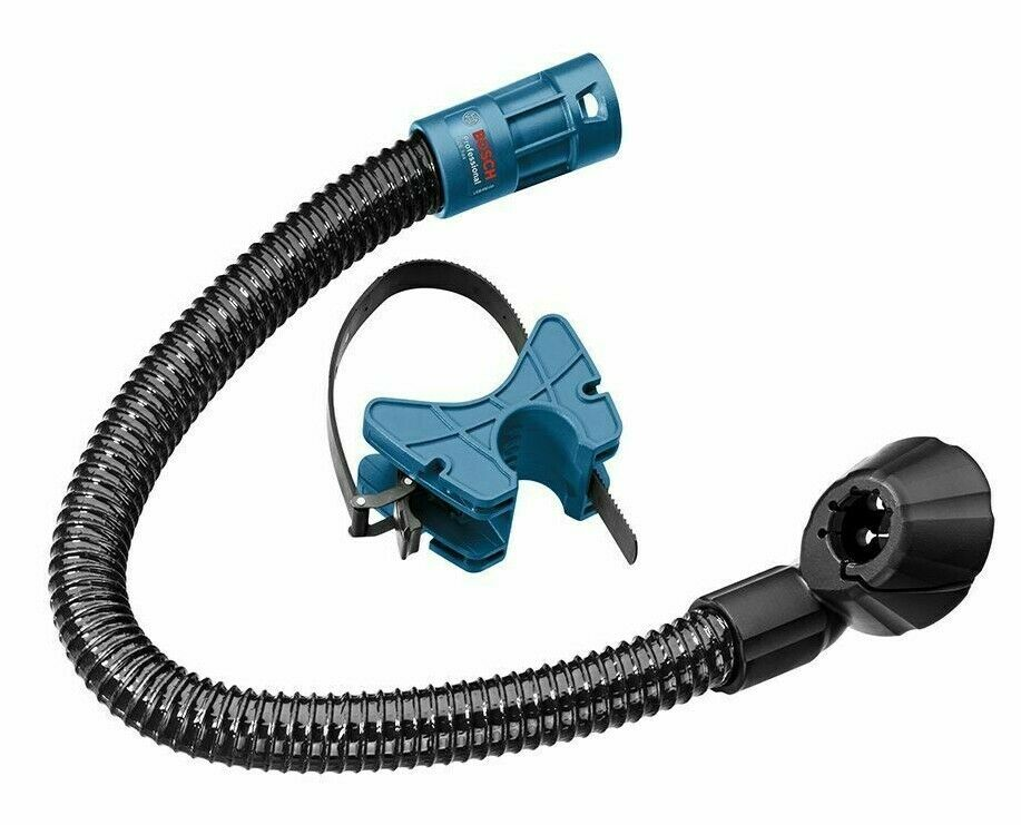 NEW Bosch OEM 16.4 Ft Anti-Static Dust Hose for VAC090//VAC140 # VH1635A