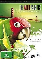 The Wild Parrots Of Telegraph Hill (DVD, 2003)