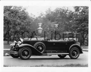 1932 Cadillac V8 Phaeton Ref. # 29882 Factory Photo