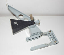 Flann Fmi Horn Microwave Antenna Wr62 With Marconi Antenna Mounting Clamp
