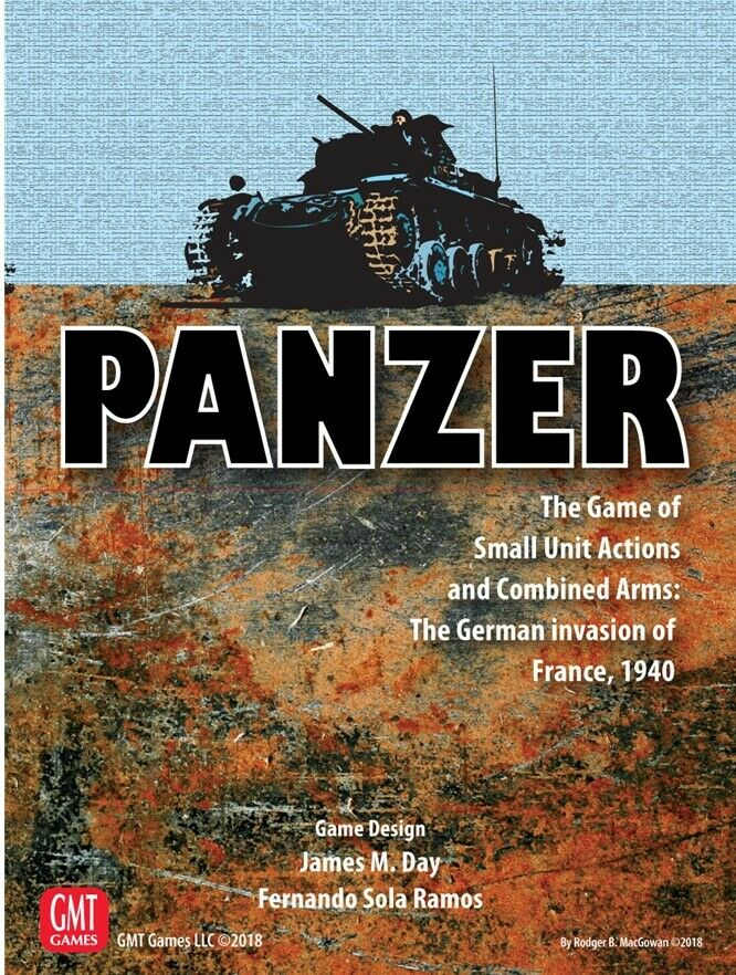 Panzer   Expansion  4, France 1940, NEW