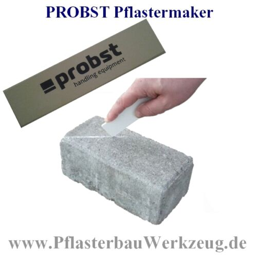 Probst Pflastermarker für Galabau Pflasterarbeiten Pflasterbau