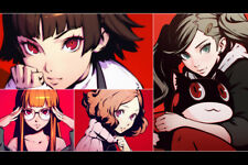 """Persona 5 Video Game 36/"""" x 24/"""" Large Wall Poster Print Fan Art Anime #01"""