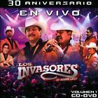 30 Aniversario En Vivo by Los Invasores de Nuevo León (CD, Jun-2011, 2 Discs, Serca)