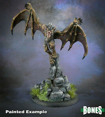 Reaper Bones Miniature zum Rollenspiel Kriegsspiel 77517 Pechetruite 3 x CULTISTS