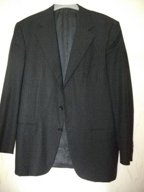 Orig. Ermenegildo ZEGNA tailliertes modernes Luxussakko aus Wolle Gr. 50 R neuw