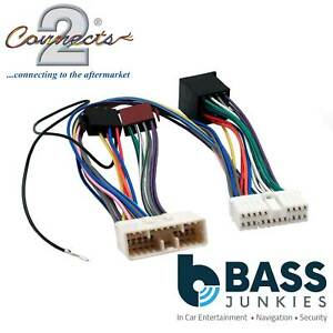 Details about Jaguar XK8 2002-2006 Car Stereo ISO T-Harness Adapter on