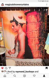 Brad-Davis-Querelle-shower-curtain-Gay-Sailor-Fetish-Midnight-Express