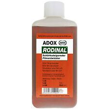 FILMENTWICKLER ADOX RODINAL  NegativEntwickler   0,50 Liter Konzentrat