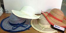 cappello blu elegante cerimonia taglia unica hat cocktail donna