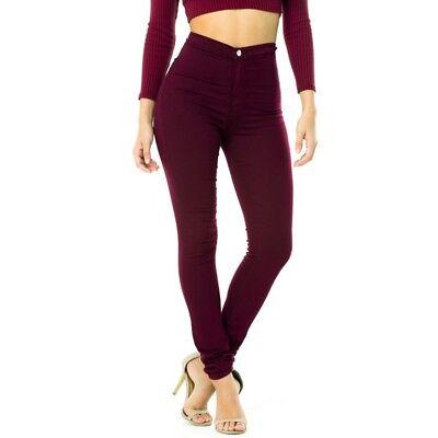 venta de tienda outlet de calidad superior descuento mejor valorado Pantalones Jeans Nueva Moda Para 2019 Ropa de Mujer Colombianos Levanta  Cola | eBay