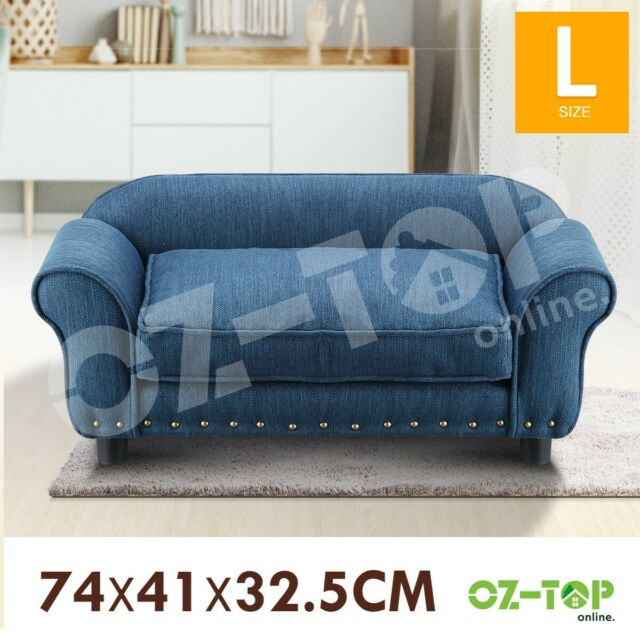 Petscene Large Size Pet Dog Bed Cat Bed Sofa Couch Lounge Puppy Kitten Luxury