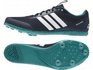 SCARPE-ATLETICA-CHIODATE-ADIDAS-DISTANCESTAR-mezzofondo-athletic-field-AF5609