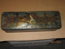 Collectible Vintage Hostess Fruit Cake Tin Can