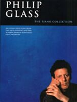 Philip Glass: The Piano Collection Sheet Music 014037504