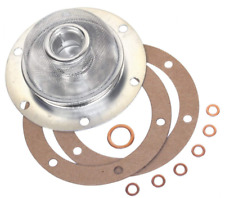 VW TYPE 1 3 AS41 1500// 1600 ENGINE CASE BILLET FUEL DELETE PUMP BLOCK OFF EMPI