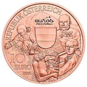 Piece-10-euros-commemorative-Autriche-2016-en-cuivre-034-Autriche-034-Nouveaute