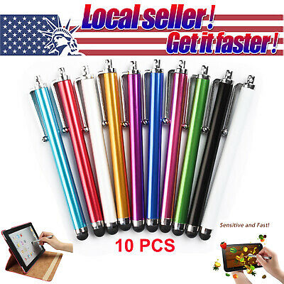 10x Stylus Touch Screen Pen For iPad  iPhone  iPod Touch Sumsung