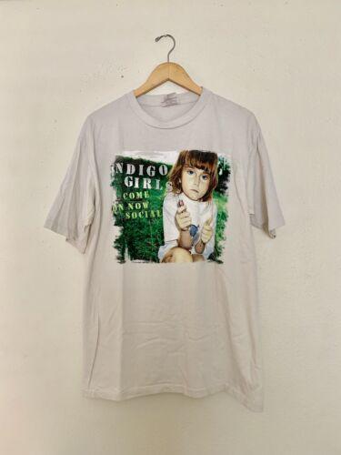 Vintage Indigo Girls Shirt