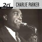 20th Century Masters - The Millennium Collection: The Best of Charlie Parker by Charlie Parker (Sax) (CD, Aug-2004, Hip-O)