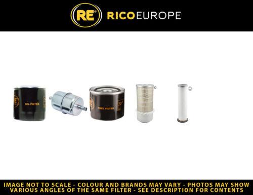 Öl Avant 745 Filter Service Set Luft Kraftstofffilter