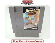 ■■■ Nintendo NES : Castlevania III Dracula's Curse - (PAL-B) - Cart Only ■■■
