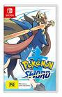 Pokémon Sword -- Standard Edition (Nintendo Switch, 2019)