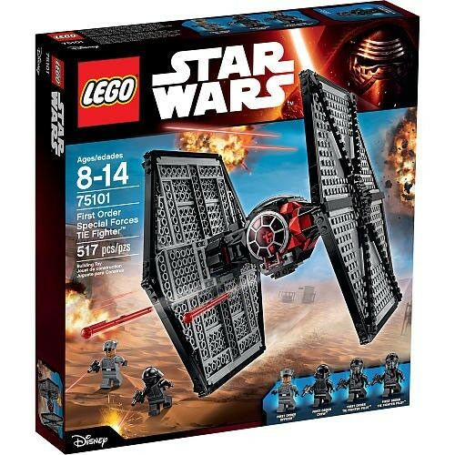Star Wars First Order Special Forces TIE Fighter Set  75101