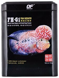 FH-G1 PRO redsyn. VIP flowerhorn pellet for kok and red - 120g
