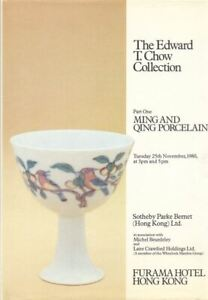 Sotheby-039-s-Hong-Kong-THE-EDWARD-T-CHOW-COLLECTION-1980-1981-Part-I-II-III
