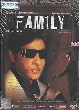 FAMILY  - TIES OF BLOOD  - AMITABH BACHAN - NEW BOLLYWOOD DVD - FREE UK POST