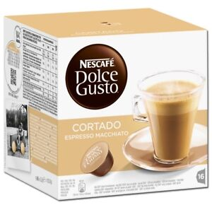 Flavored Coffee Qualified Nescafe Dolce Gusto Latte Macchiato Coffee Pods Factory Direct Selling Price Food & Beverages