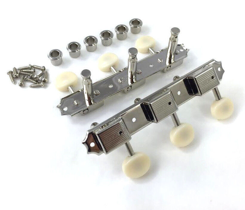 Accept. Kluson guitar tuners on a strip opinion