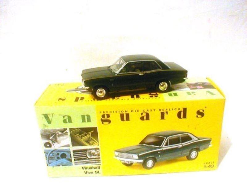 Corgi Vanguards Vauxhall Viva SL Pinewood Green VA08700