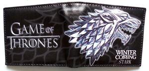 Game-of-Thrones-Wallet-Geldboerse-ID-Fenster-Kartensteckplaetze-Zip-Coin-Pocket