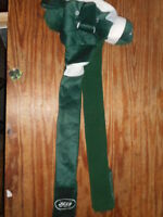 Forever Collectibles York Jets Long Mascot Hat With Hand Pockets